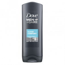 Dove – Clean Comfort Face and Body Wash