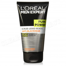 L'Oreal Paris – Men Expert Anti Black Head Scrub (Loreal)