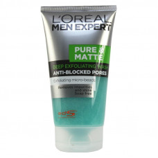 L'Oreal Paris – Men Expert Deep Exfoliating Wash (Loreal)