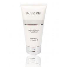Cute Plus – Active Whitening Facial Foam