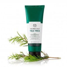 The Body Shop – (Tea Tree) 3 in 1 Wash.Scrub.Mask
