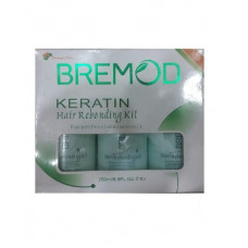 BREMOD Keratin Hair Rebonding Kit 750ml