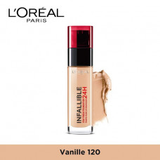 L'Oreal Paris -  Infallible Foundation 24H Stay Fresh 120 (Loreal)