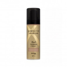 Max Factor - Ageless Elixir 2-in-1 Foundation and Serum (55 Beige)