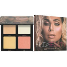 Dubai Cosmetics – 3D Eyeshadow Palette (Pink Sands Eye Shadow)