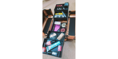 Bridal Beauty Cosmetic Box