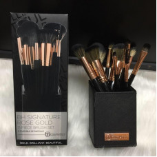 BH Cosmetics – 13 Piece Makeup Brush Set (Rose Gold)