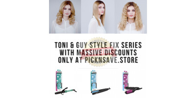 Toni & Guy Style Fix Series