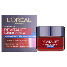 L'Oreal Paris -  Revitalift Laser Renew Night Cream