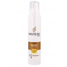 Pantene - Hair Mousse Pro-V New Style Protect Extra Strong Hold Thick Hair