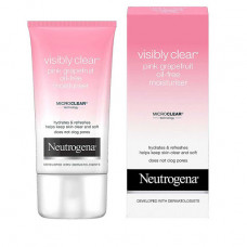 Neutrogena - Visibly Clear Pink Grapefruit Moisturizer (Oil-Free)