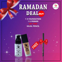 """RAMADAN DEAL"" by Beautigenic for Make-up"