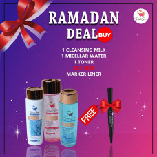 """RAMADAN DEAL"" by Beautigenic for Make-up Removing"