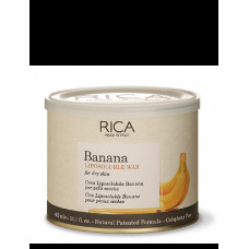 Rica – Banana Hair Removing Wax (400ML)