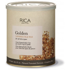 Rica – Golden Hair Removing Wax (800ML)