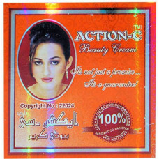 Action C Beauty Cream
