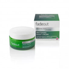 Fadeout – Whitening Night Cream