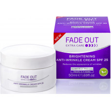 Fadeout – Brightening Anti Wrinkle Cream SPF 25
