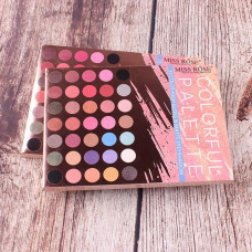Miss Rose - Colorful Palette 35 Color High Gloss & Matte Eye shadow