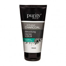 Purity Plus – Activated Charcoal Detoxifying Facial Scrub