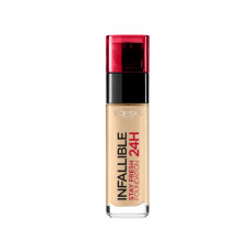 L'Oreal -  Infallible Foundation 24H Stay Fresh 015