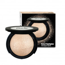 Rude – Baked Highlighter (Champagne Sparks)