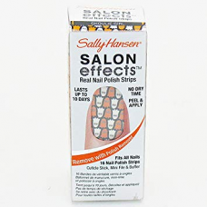 Sally Hansen – Salon Effects Nail Polish Strips (Ghoulie Girl)