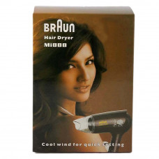 Braun – Hair Dryer (MI 888)
