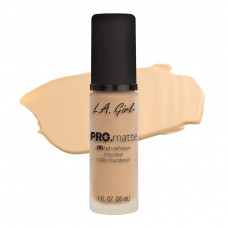 L.A Girl – Pro Matte Foundation