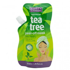 Beauty Formulas – Tea Tree Peel off Mask