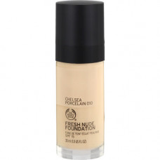 The Body Shop – Fresh Nude Foundation (010)