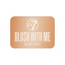 w7 - Blush With Me - Cassie Mac