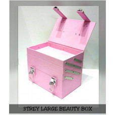 China Cosmetics – 3 Tray Beauty Box