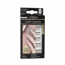 L'Oreal Paris – Nails a Porter 003 Tuxedo Chic (False Nails) Loreal
