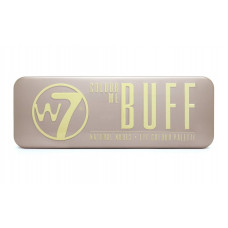 w7 - Colour Me Buff - Eye Shadow Palette