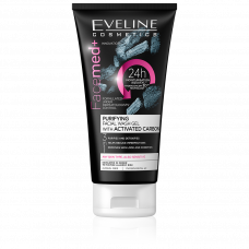 Eveline – Activated Carbon Facial Wash Gel