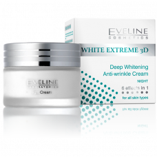 Eveline – Deep Whitening Anti Wrinkle Night Cream
