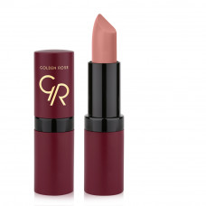 Golden Rose – Matte Velvet Lipstick (01)