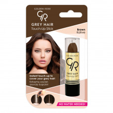 Golden Rose – Grey Hair Touch-Up Stick (Brown)