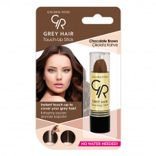 Golden Rose – Grey Hair Touch-Up Stick (Chocolate Brown)