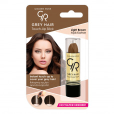 Golden Rose – Grey Hair Touch-Up Stick (Light Brown)