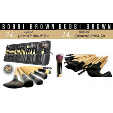 Bobbi Brown – 24Pcs Makeup Brush Set