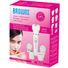 Browns – Epilator 5 in 1