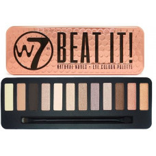 w7 - Beat it - Eyeshadow Palette (Eye Shadow)